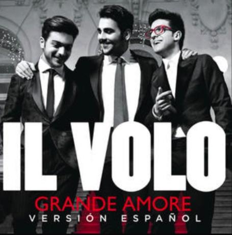ll volo grande amore spagnolo cover